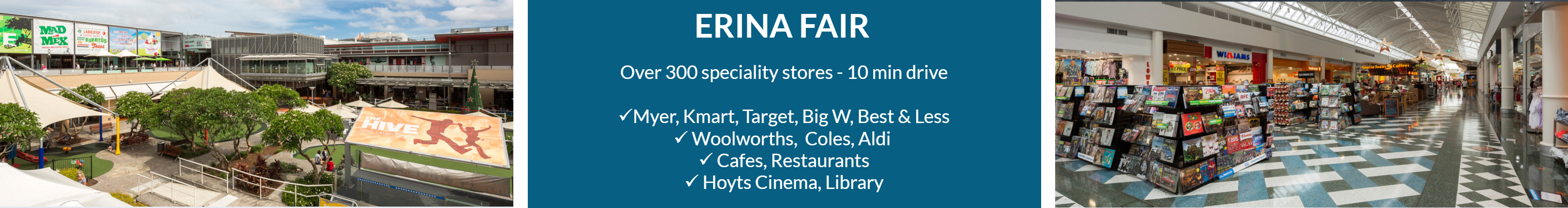 Erina Fair Shopping Centre