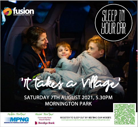 Fusion Sleep in your Car |McNeill Real Estate